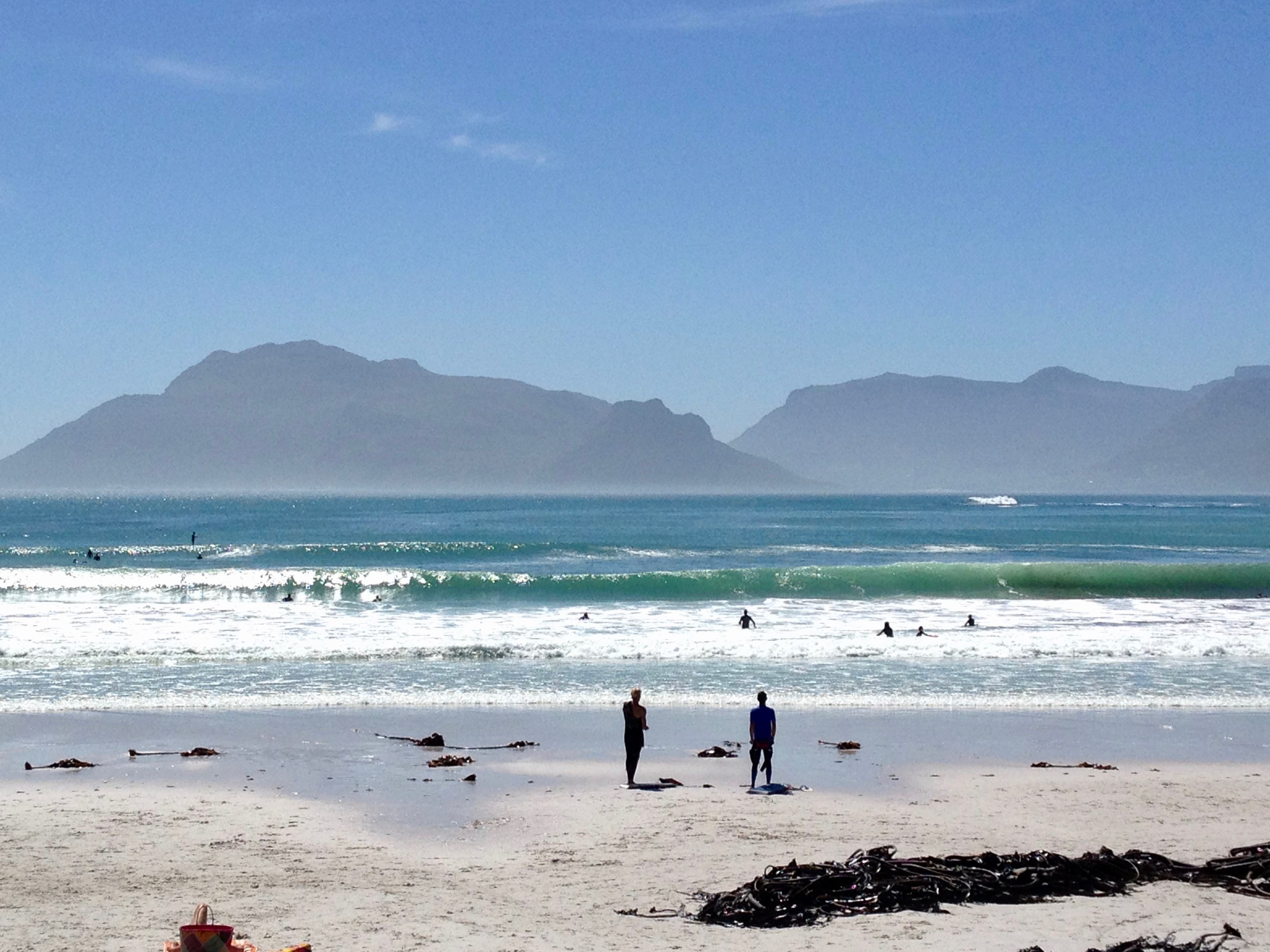 ANOTHER SURF CAMP - Kommetjie Beach